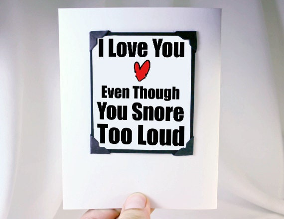 Funny boyfriend card love you card for anniversaries funny