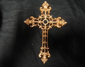 Gothic cross.