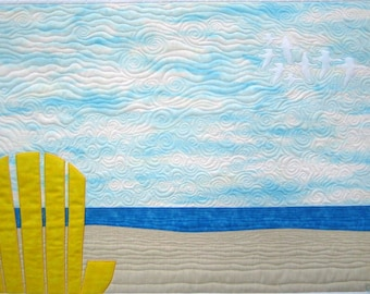 Carters Beach, 5x7 Card, Free Shipping, Sunny, Summer, Nova Scotia,  Kelly Burgess, Uplifting, Happy, Peaceful, Tranquility, Calm, Holiday