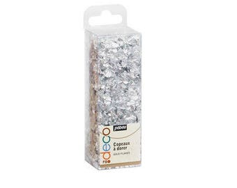 Chips Brown silver - Pebeo - Ref 094219 (great Christmas) - while stock last!