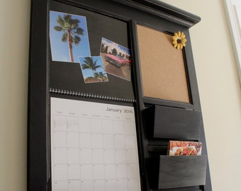 Bulletin Chalk Boards Calendar Organizers more by Rozemake