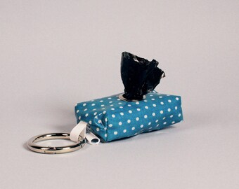 Dog Bag Dispenser - Polka Bag Holder