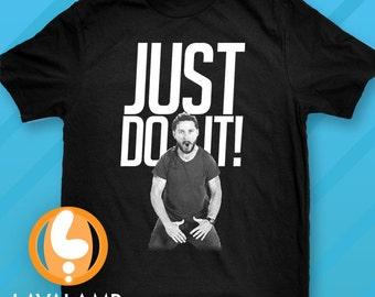 JUST DO IT shirt