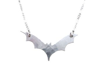 #1 Bat Necklace