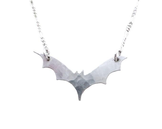 #1 Bat Necklace