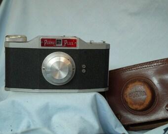 Purma Plus Vintage Camera Cased -Nice-Rare-