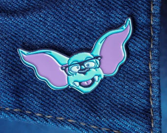 Batley from Eureeka's Castle Enamel Pin - Retro Nickelodeon Puppet TV Show