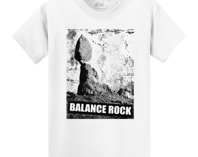 Utah Balance Rock Travel T-Shirt