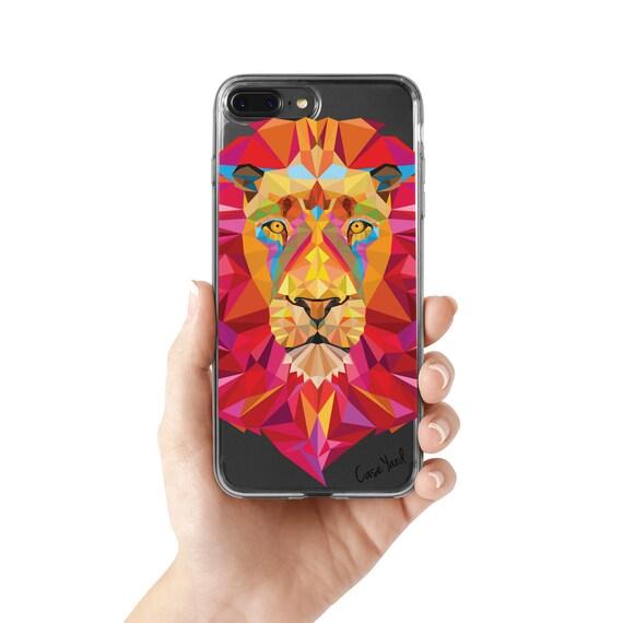 lion iphone 8 case