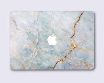 Marble Macbook Case Grey Marble Case Macbook Pro Case White Marble Macbook Air Case Marble Laptop Case Macbook Hard Case Rose Marble CC2034