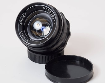 Mir 1B (Mir 1V)  M42 wideangle lens f2.8/37mm