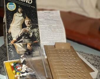 Vintage (c.1974) Parker Brothers Mastermind Board Game. 100% complete.
