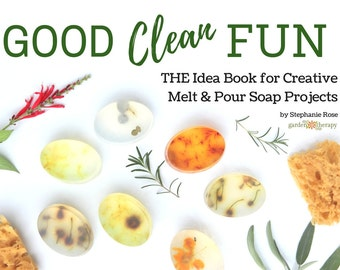 The natural beauty recipe book pdf 45 easy to make herbal good clean fun the idea book for creative melt and pour soap projects instant digital forumfinder Gallery
