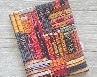 Vintage Books Book Sleeve Story Sleeve - kindle sleeve, tablet sleeve, e-reader sleeve, kindle case, gift for her, teacher gift, book beau