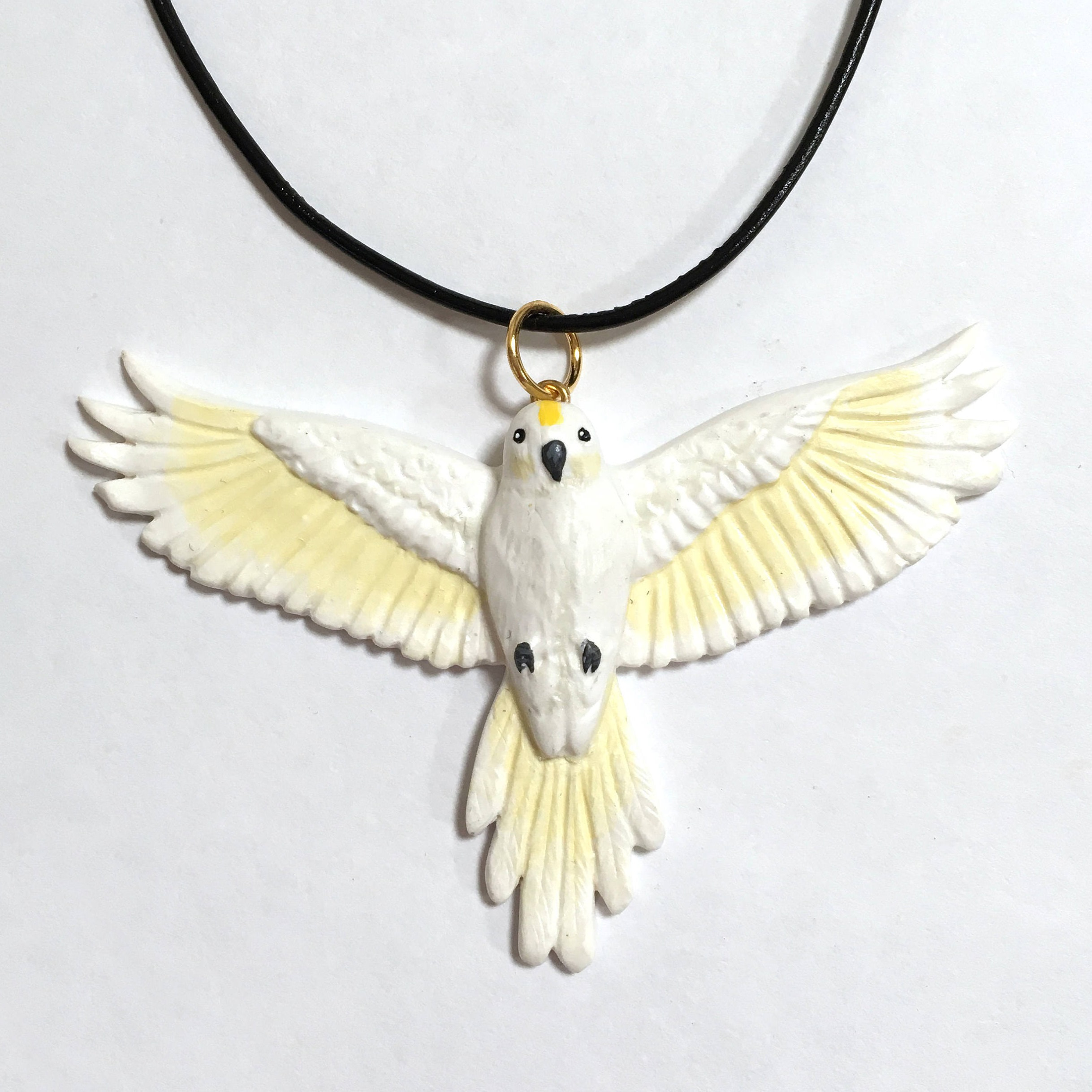 products bird metal necklace and rev silver yun clipped deer in gold pendant boutique