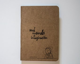 Zirrimarralari Notebook (silkscreen cover)