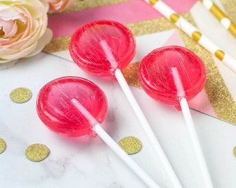 Raspberry Lollipop Melter Tart, 1 oz.