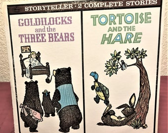 Goldilocks and the Three Bears. Tortoise and the Hare. 33 1/3 Record