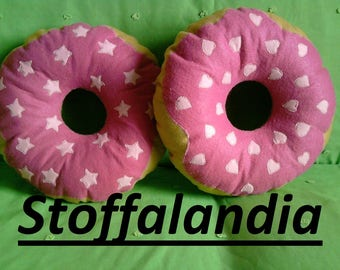 Donuts pillows gift idea
