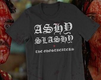 Ashy Slashy & The Ghostbeaters T-Shirt
