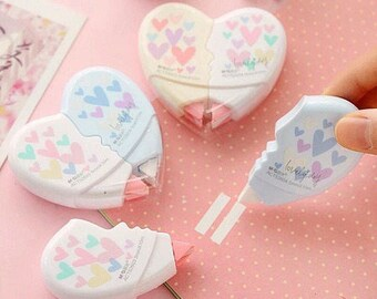 Super duo band original heart shaped markers! 10 m
