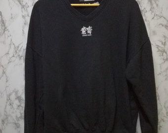 Vintage Kansai Man Sweater Size L