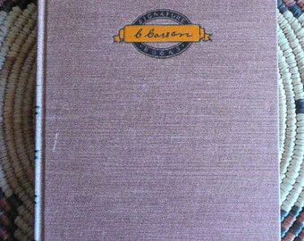 Vintage 1953 The Story of Kit Carson by Edmund Collier