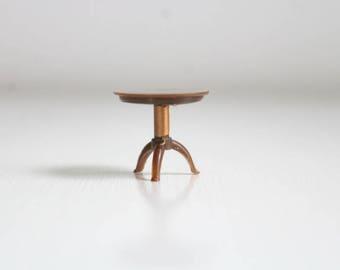 Micro Mini Dining Table, Micro Mini Table, Miniature Dining Table, Dollhouse Dining Table, Micro Mini Furniture, Micro Mini Dollhouse, Table