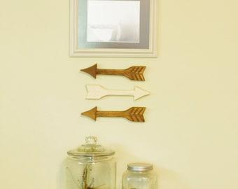 Arrow Wall Art - Arrow - Wood Arrows