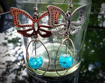 Summer butterfly, choice of color