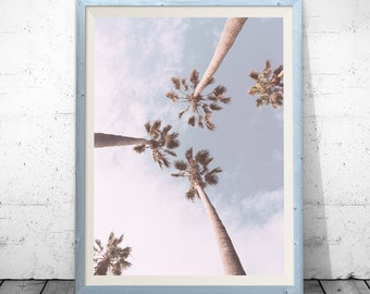 Tropical Print, Palm Tree Print, Tropical Decor, Tropical Palm, Palm Decor, Palm Tree Art, Tropical Art, Tropical Wall Art, Tropical Poster