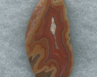 Dryhead Agate Designer Cabochon from Southern Montana