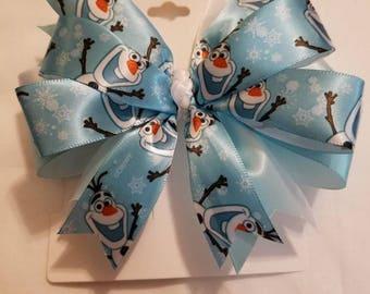 Large Blue Olaf bow