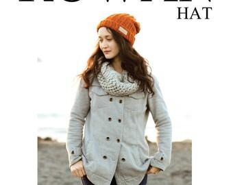 Rowan Hat Crochet Pattern