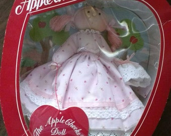 Apple Cheeks Miss Yolanda York Doll