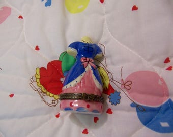 sweet dress form trinket box