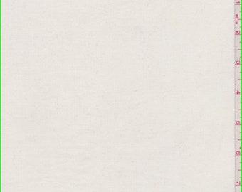 Ivory Stretch Corduroy, Fabric By The Yard