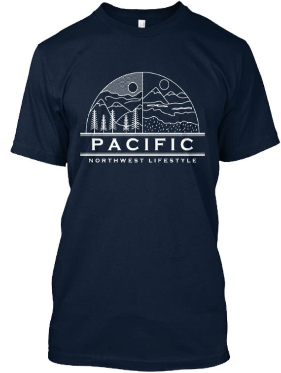 Pacific NorthWest Clothing - Pacific NorthWest Lifestyle - Pacific NorthWest Crewneck Sweater - PNW Clothes - pnw clothing - pnw sweatshirt Q1Gi7toL