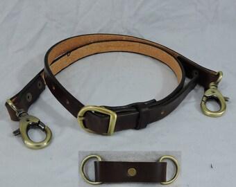 Customizable Sporran Belt, Casual or Formal