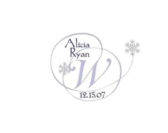Winter Monogram