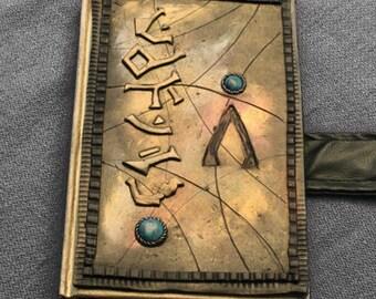 Stargate SG-1 Polymer Clay Journal
