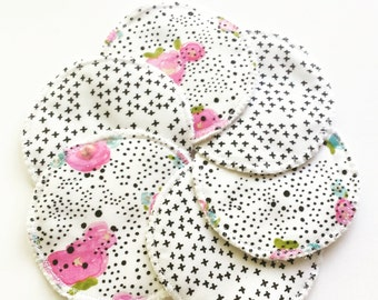 Nursing Pad Reusable Bamboo Nursing Pads
