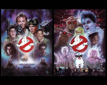 Ghostbusters 1984 Double print pack
