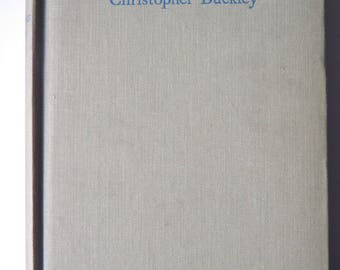 Road to Rome by Christopher Buckley Italy World War II First Edition 1945