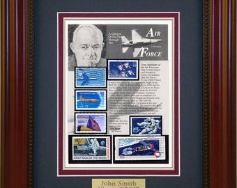 Air Force 3972 - Personalized Framed Collectible (A Great Gift Idea)