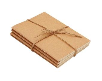 Bundle - Paper Refill Passport size Journal Refills /  Notebook Refills /  Midori Traveler's Notebook Paper Refill