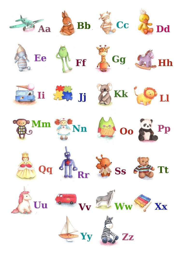 Divine image pertaining to abc letters printable