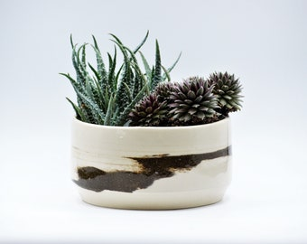 Ceramic flower pots, Ceramic planters, Mothers day gifts, Mom gifts, Indoor planter, Ceramic plant pots , Handmade pottery