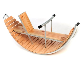 Bump swing-Tapered frame | More beautiful than a rocking horse!