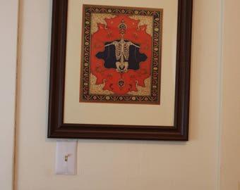 The Alchemist's Swan Song (framed)